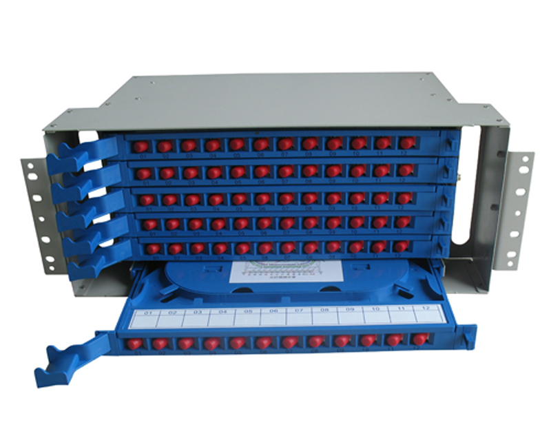 VT-ODF-72 Fiber Optic System Fiber Patch Panel