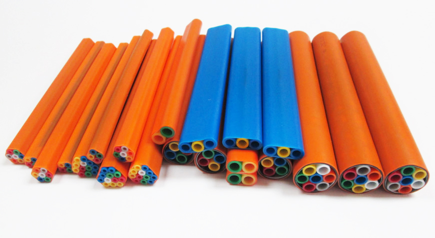 HDPE Micro Duct & Tube Bundle